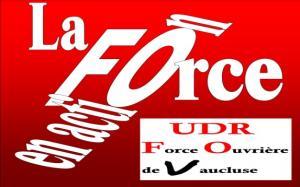 Union Départementale des Retraité(e)s et Pré-retraité(e)s FORCE OUVRIERE de Vaucluse